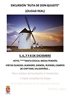 Excursion Don Quijote